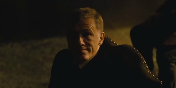 Christopher Waltz in Spectre (2015) - source: Columbia Pictures
